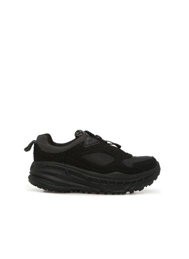 Divarese Divarese 5024871 Kalın Eva Nlı Kadın Sneaker Siyah